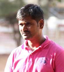 Ranjit Chamle - Archery Coach