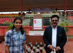 Kavita Raut visit