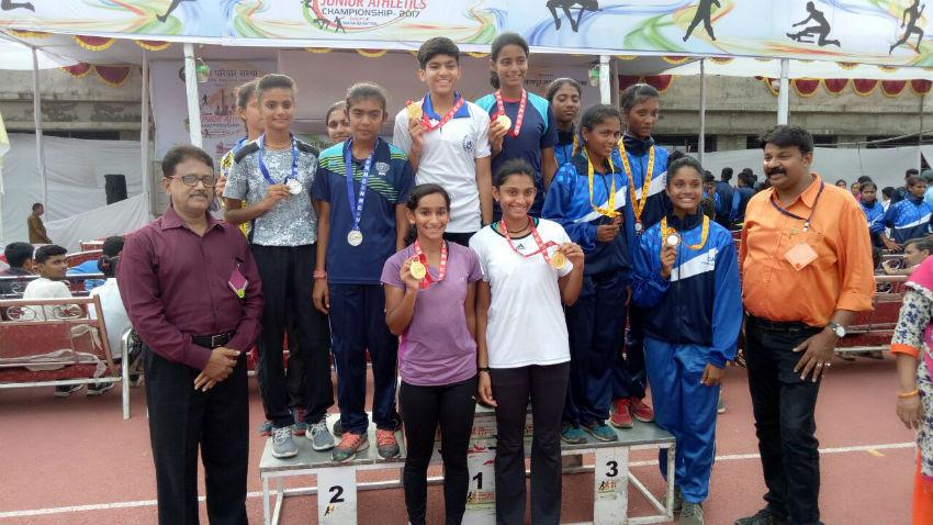 West Zone Junior Athletics Championship