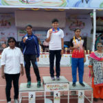 West Zone Junior Athletics Championship
