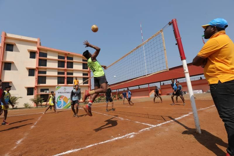 Volleyball - DYG 2019