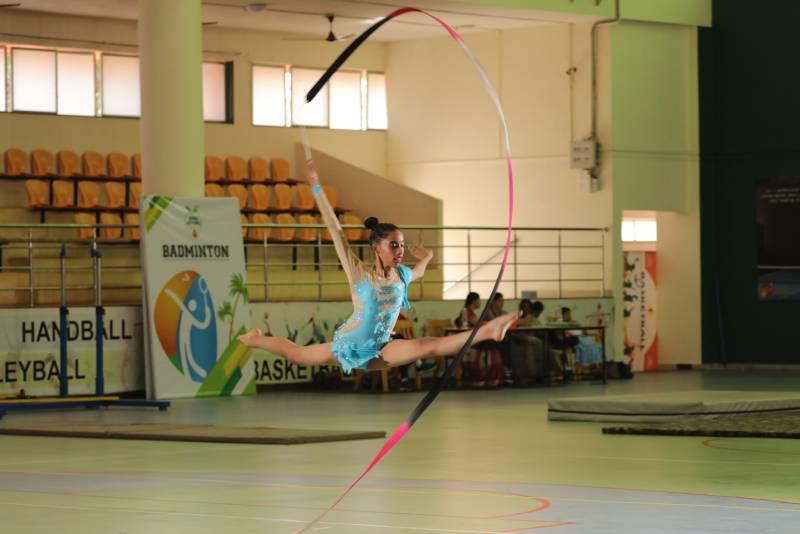 Gymnastics - DYG 2019