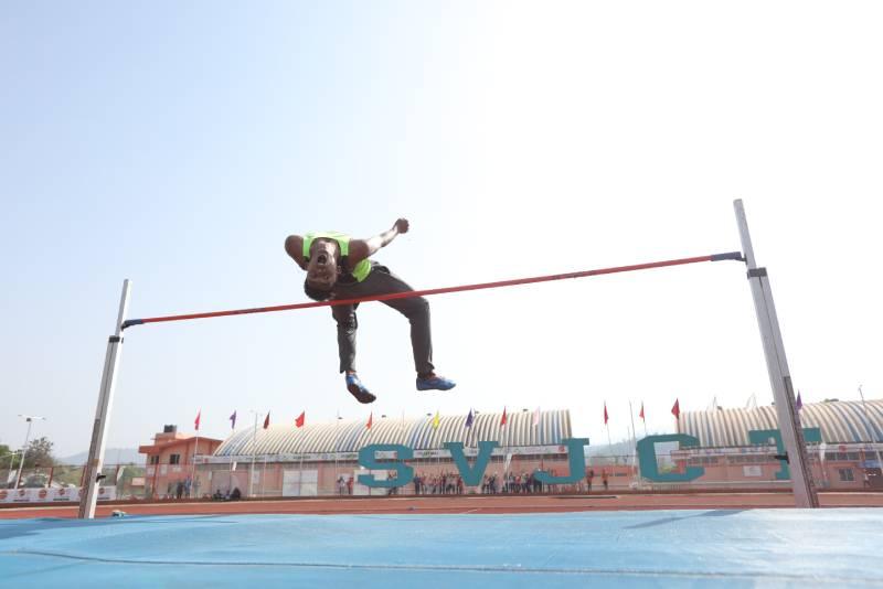 High Jump - DYG 2019