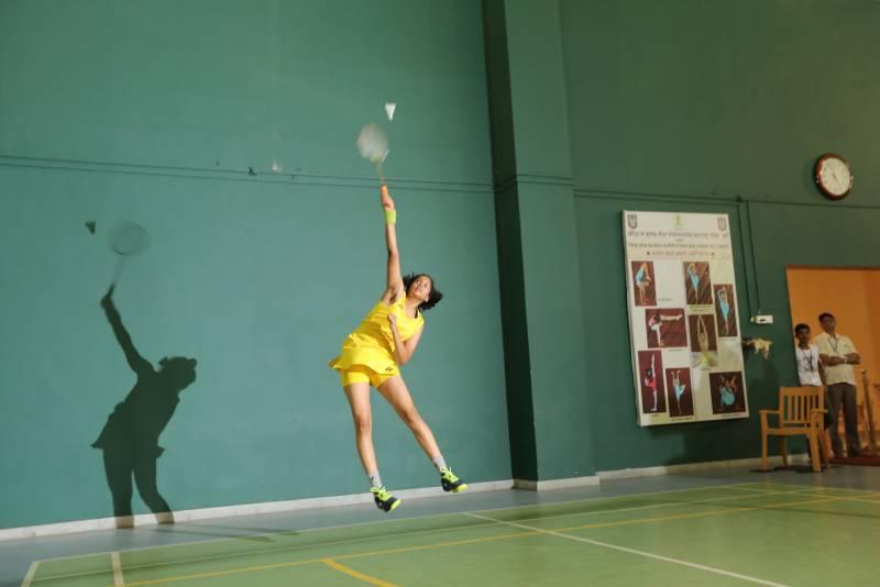 Badminton - DYG 2019