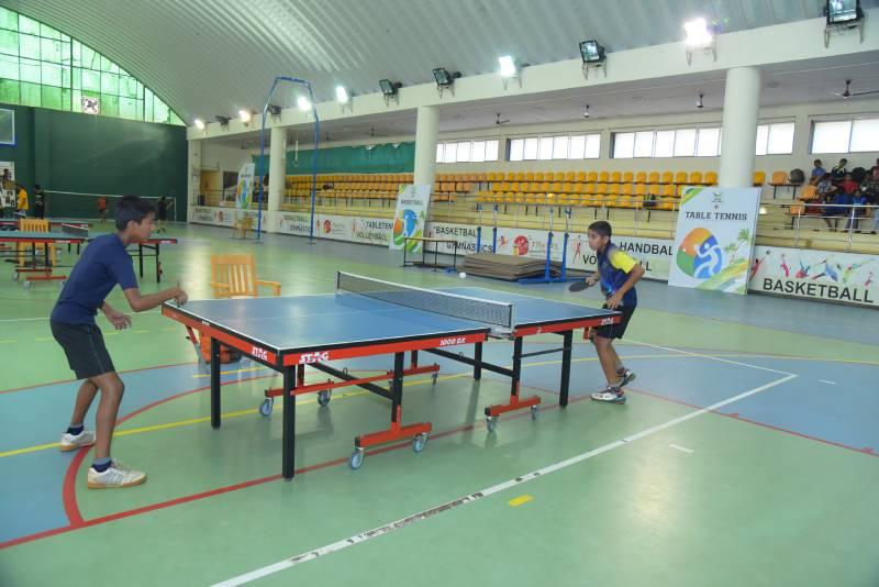 Table Tennis - DYG 2019