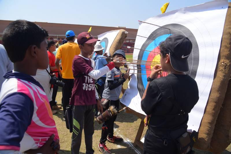 Archery - DYG 2019