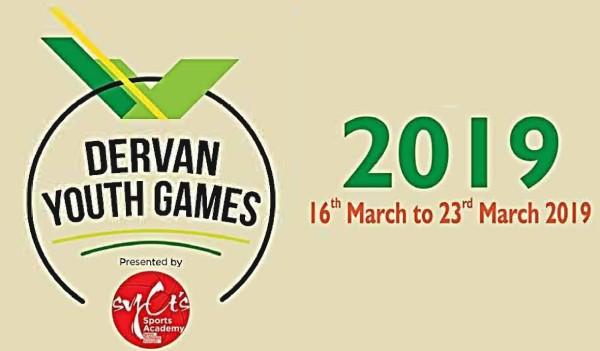 Dervan Youth Games 2019